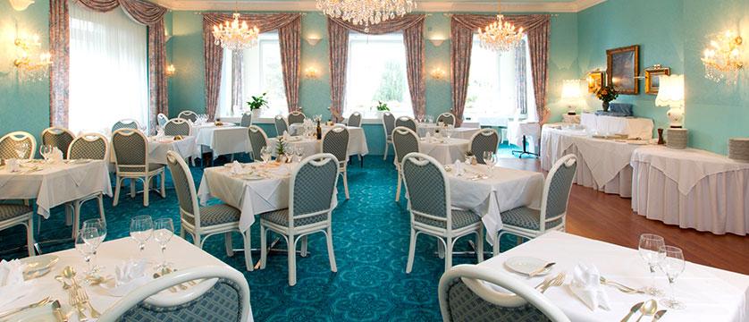 Hotel Wengenerhof, Wengen, Bernese Oberland, Switzerland - dining room.jpg